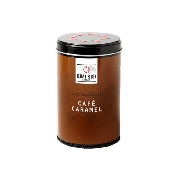 Karamell ízesítésű kávé őrlemény