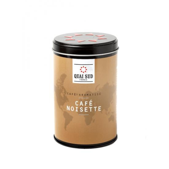 Mogyoró ízesítésű kávé őrlemény