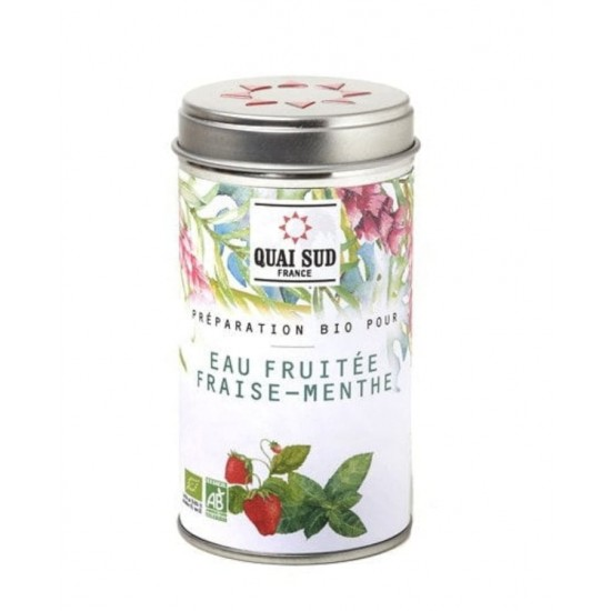Eper menta organikus frissítő ital