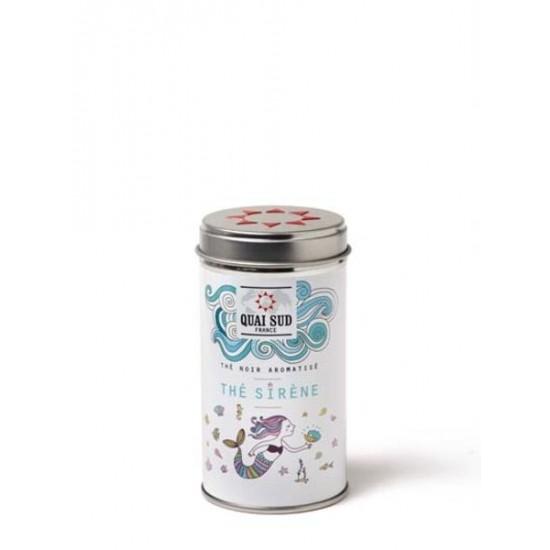 Sellő fekete tea (piros bogyós gyümölcsök és vanília )
